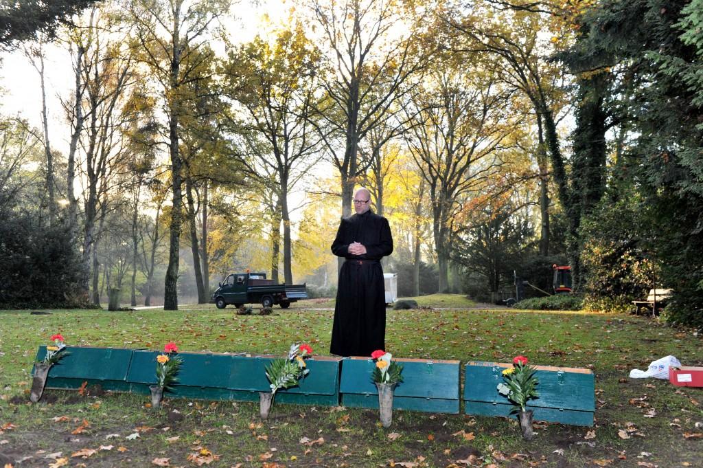 Anonyme Bestattungen